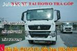 Bán xe tải Howo trả góp
