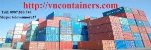 Công Ty TNHH Container Miền Nam